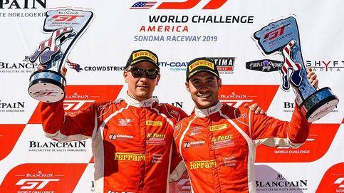 Miguel Molina, el candidato español de Ferrari para ganar las 24 Horas de Le Mans