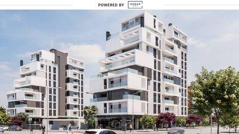 Diseño de vanguardia para las nuevas viviendas de Alicante
