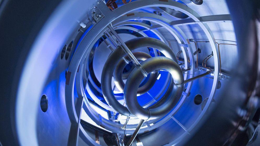 Foto: El confinamiento del plasma es vital para la fusión nuclear. (Reuters)