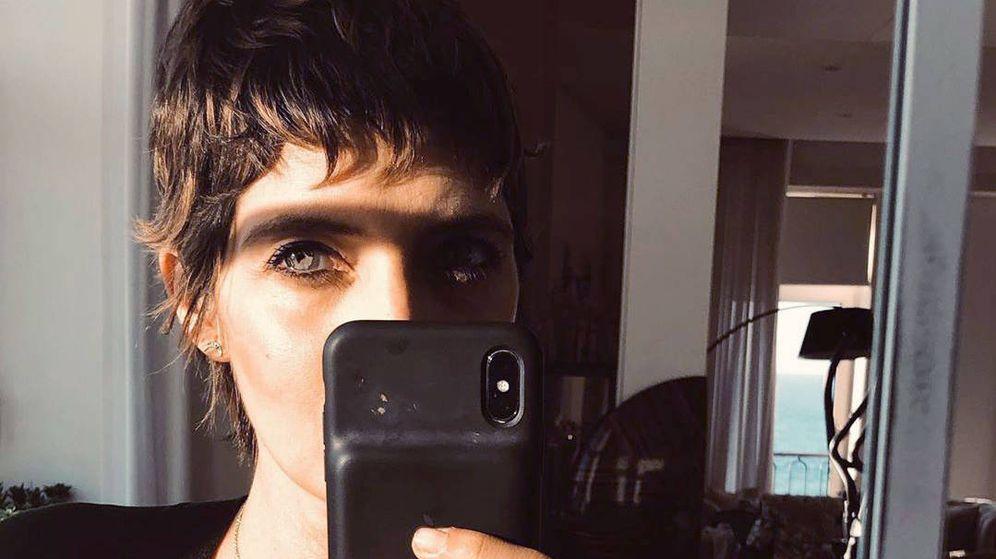 Foto: Sara Carbonero, en un selfi de espejo. (Instagram @saracarbonero)