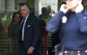 Hacienda pide para Bárcenas 20 años más de cárcel que la Fiscalía