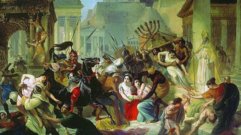 Lo mejor que el Imperio romano hizo por nosotros fue… caer