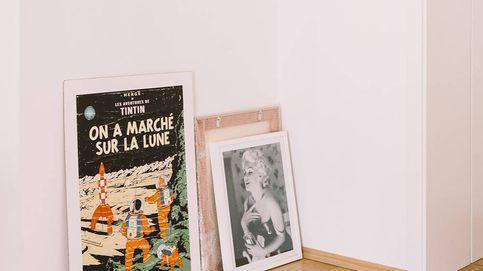 Pósteres vintage para dar un toque retro a las paredes de tu casa