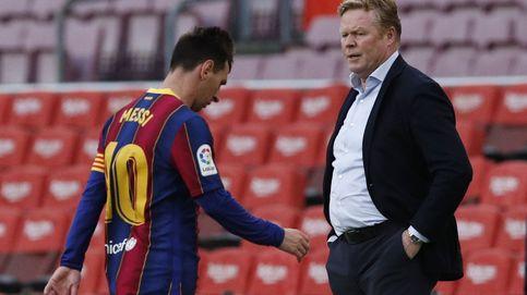 El Barça recupera su abanico de problemas crónicos para decir adiós a la liga