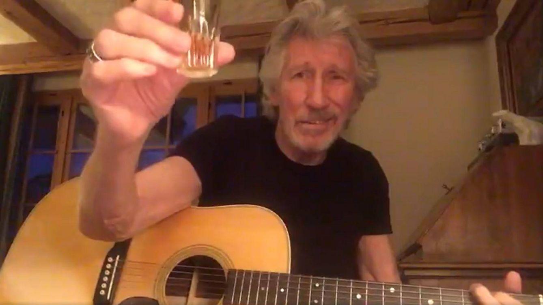 Roger Waters (Pink Floyd) está loco por Maduro: marchas, alcohol y vídeos