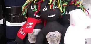 Post de Retiran por racismo una muñeca negra diseñada para golpearla y reducir estrés