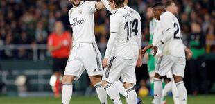 Post de Los (únicos) tres pilares del Real Madrid para dañar al Barcelona en la Copa del Rey