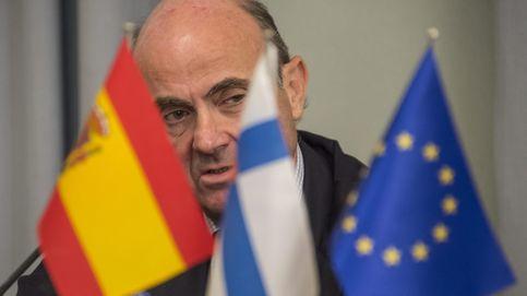 Guindos presume de reformas y pide por carta su candidatura al Eurogrupo