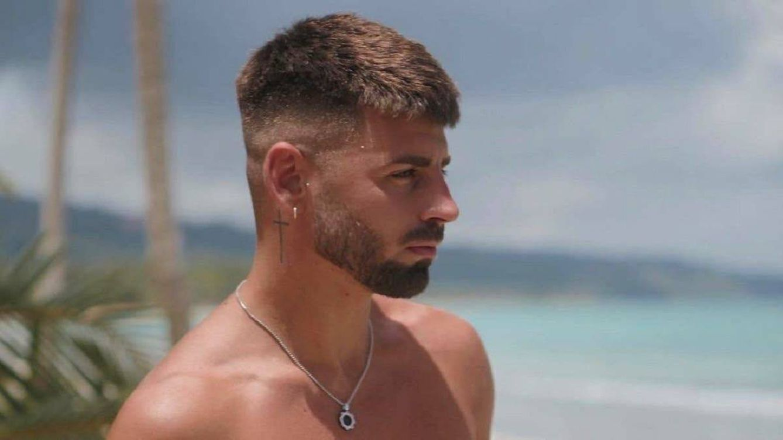 Isaac Torres, el Lobo de 'La isla de las tentaciones', se cae de 'Supervivientes 2021'