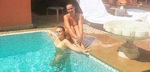 Post de Pauline Ducruet: su lujoso (y loco) cumpleaños en Marrakech con su hermana