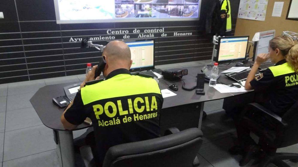 Foto: Policías locales de Alcalá de Henares