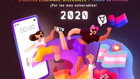 Orgullo Gay 2020: Madrid marcha 'online' (y en las calles) por los derechos LGTBI