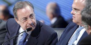 Foto: Florentino Pérez ficha al financiero que le daba los créditos en Caja Madrid
