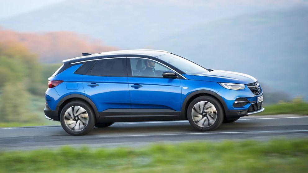 Opel completa su oferta todocamino con el compacto Grandland X