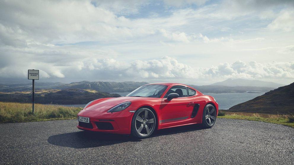 Nuevos Porsche 718 T, estilo touring para los Boxster y Cayman