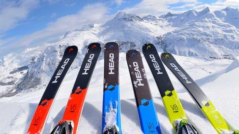 Las nuevas tablas de esquí de Head