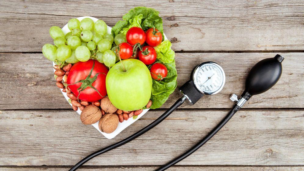 Foto: Alimentos cardiosaludables. (iStock)