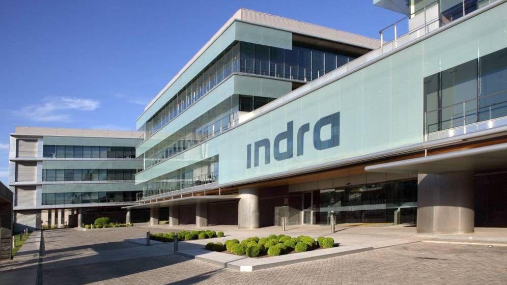 Foto: Sede de Indra en Madrid. (Indra)