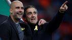 La Federación Inglesa compara el lazo amarillo de Guardiola con la esvástica