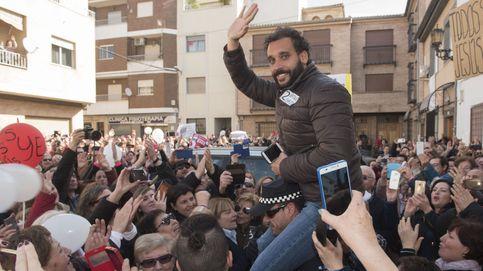 'Spiriman' agua el Día de Andalucía a Díaz: denuncia amenazas y llama a la protesta