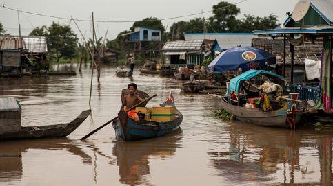Esta gente vive en el agua, no tiene país, ni tierra firme adonde ir