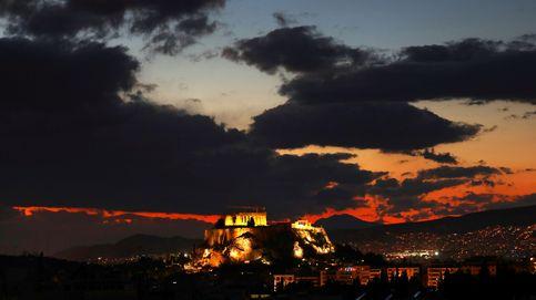 El museo del helado y anochecer en Atenas: el día en fotos