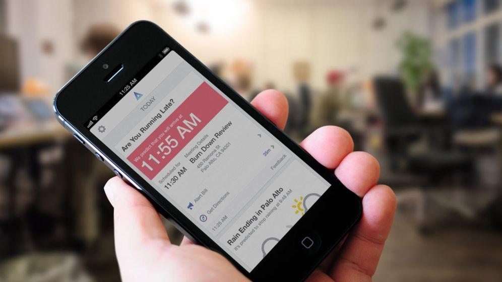 Foto: La 'app' española Sherpa logra un acuerdo global con Samsung