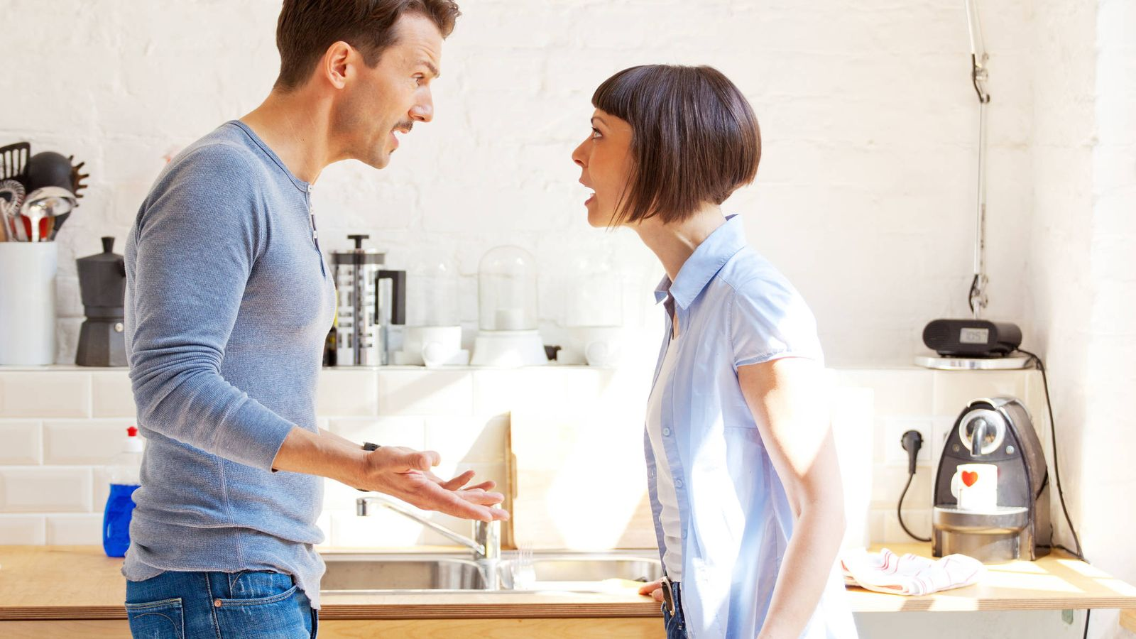 b36d8b8ee46f2 Relaciones de pareja  La palabra de dos letras que acaba con todas las  discusiones de pareja