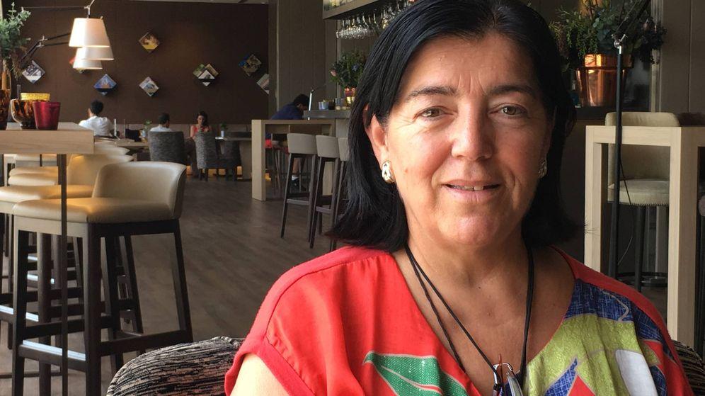 Foto: María Dolores Mesa Varela. (Agustín Rivera)