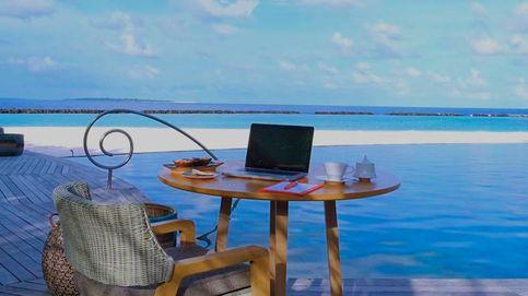 ¿Te imaginas teletrabajar en el paraíso? En Maldivas es posible (pero no barato)