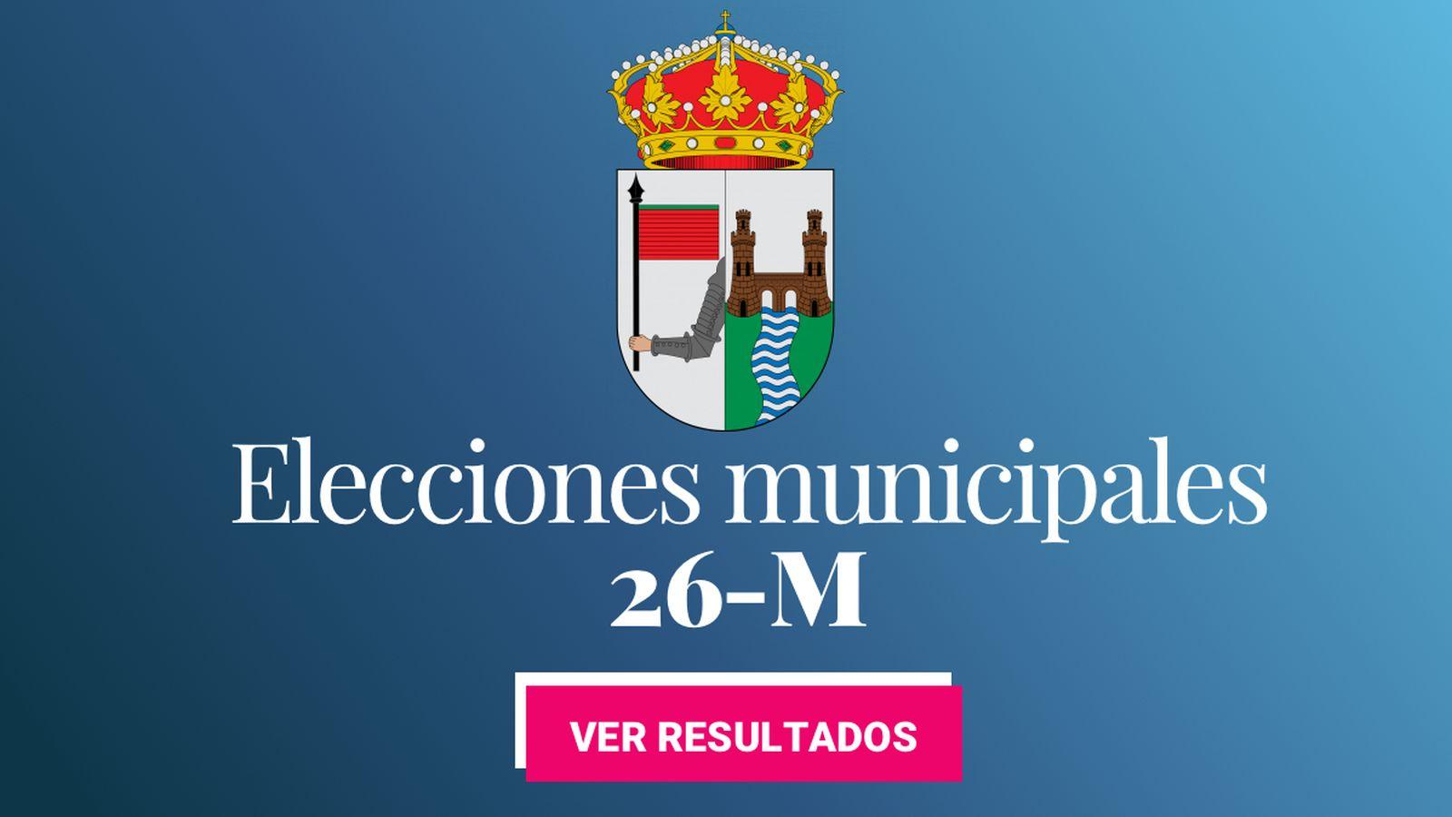 Foto: Elecciones municipales 2019 en Zamora. (C.C./EC)