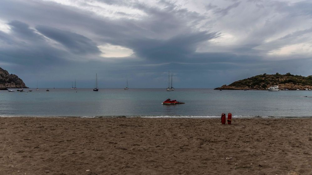 Foto: Mallorca y menorca en aviso naranja por lluvias