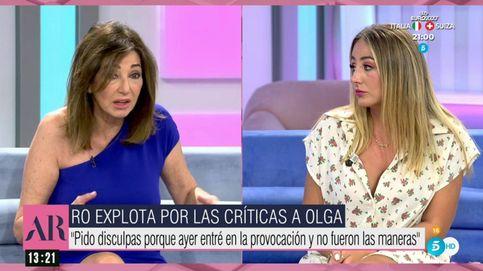 Ana Rosa abronca a Rocío Flores por su brote de soberbia en 'Supervivientes'