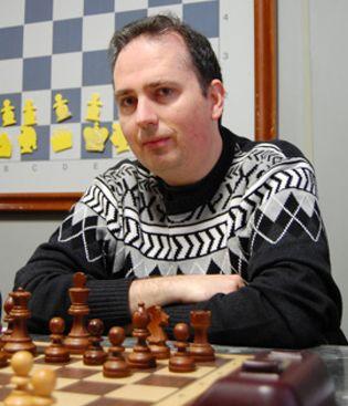 Foto: Javier Moreno Ruiz, un maestro madrileño y uno de los grandes