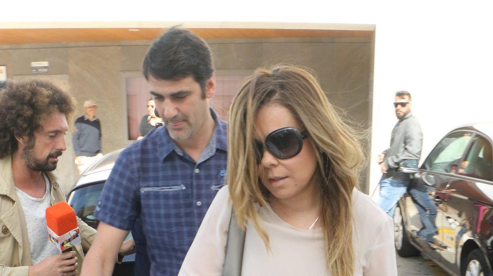 Foto: María José Campanario y Jesulín de Ubrique en una imagen de archivo. (Gtres)