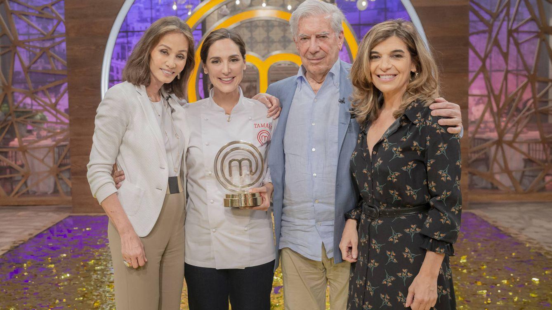 El visionario Mario Vargas Llosa, la estrella rutilante de 'MasterChef Celebrity'