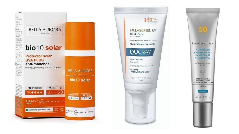 Bella Aurora / Ducray / Skinceuticals.