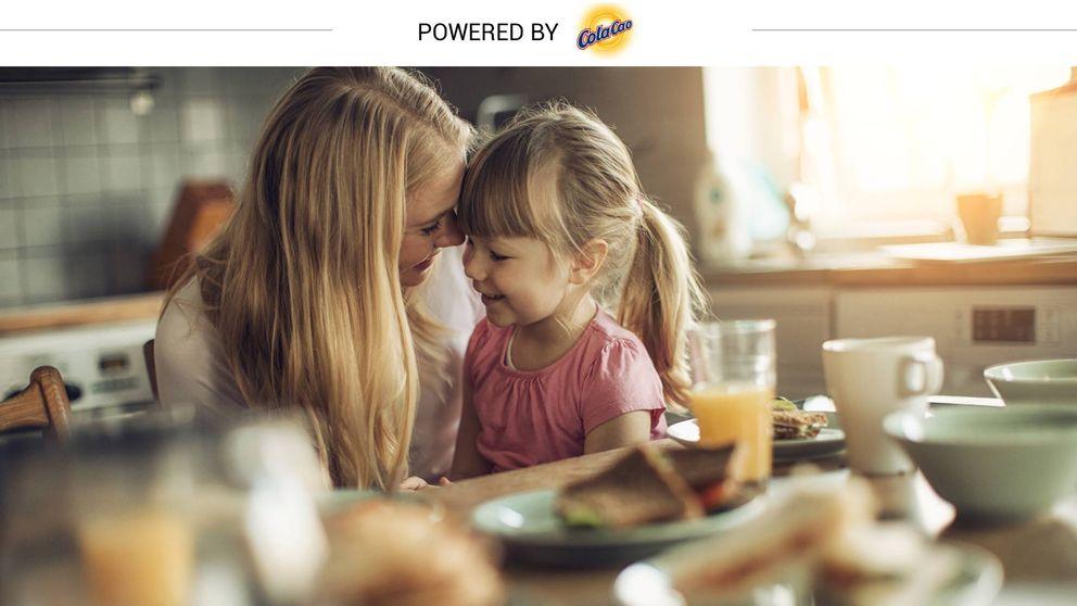 El tentempié del recreo es clave para el desayuno completo de los niños