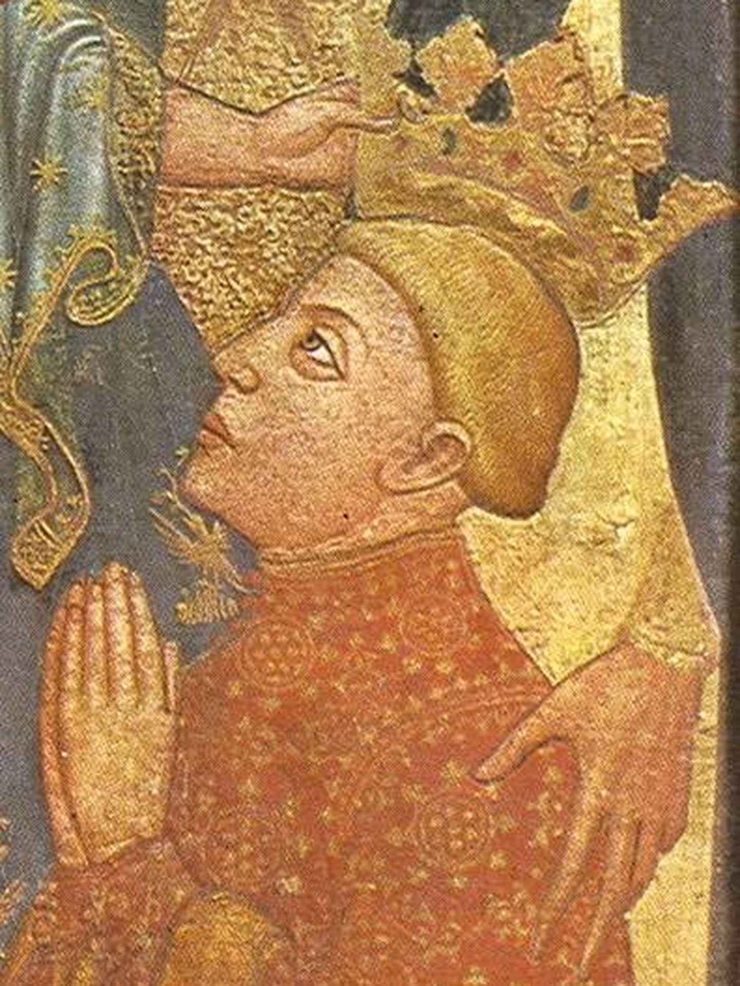 Coronación de Fernando I de Aragón. (Wikimedia Commons)