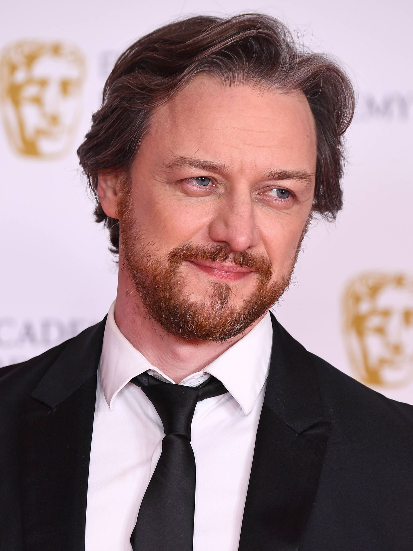 James McAvoy, en los BAFTA 2021. (Getty)