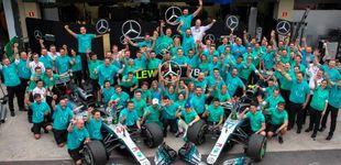 Post de El plan de Mercedes para borrar del mapa al histórico Ferrari de Schumacher