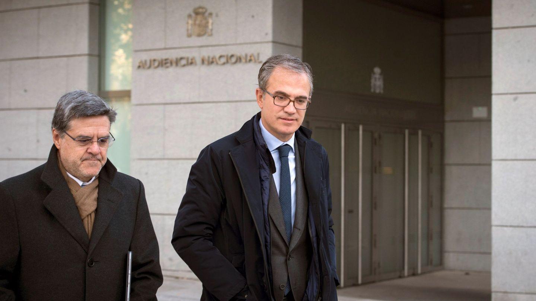 El ex responsable del área de Regulación y Control Interno del BBVA Eduardo Arbizu. (EFE / Luca Piergiovanni)
