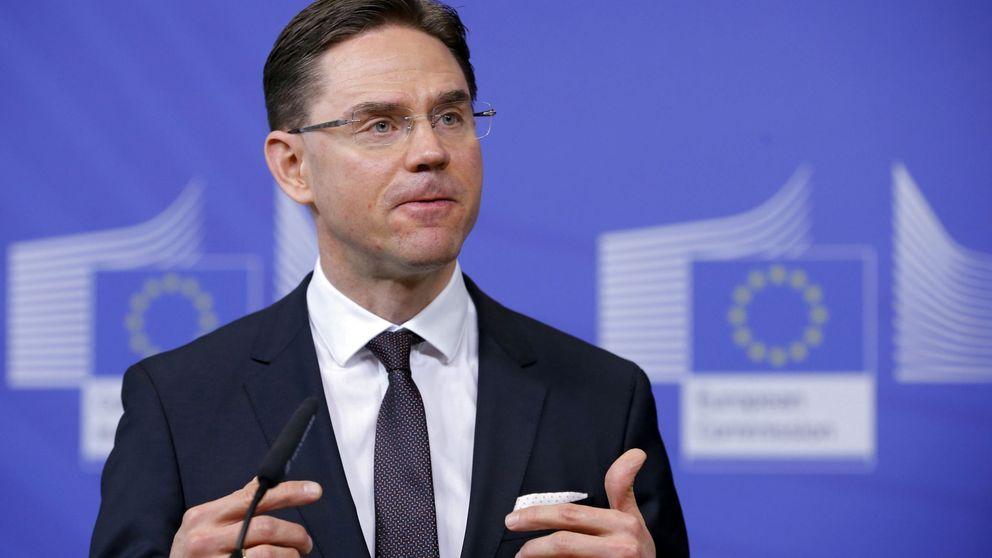 El furioso vicepresidente de la Comisión Europea: Es inaceptable