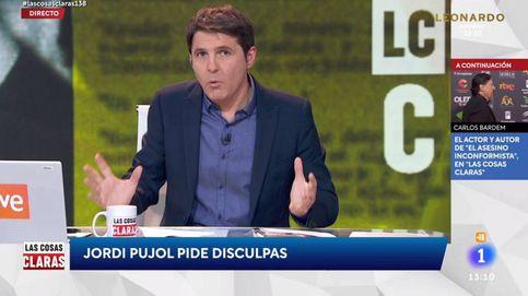 Jesús Cintora y su equipo arremeten contra Jordi Pujol: Asco terrible, cínico...