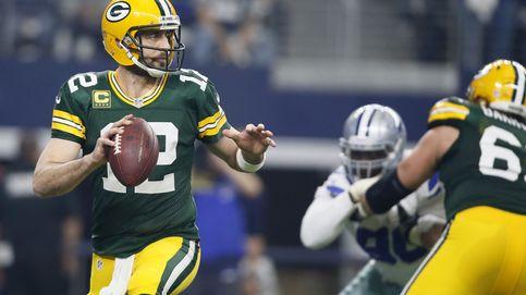 Rodgers, el 'quarterback' que perfeccionó el Ave María con la ayuda de un astronauta