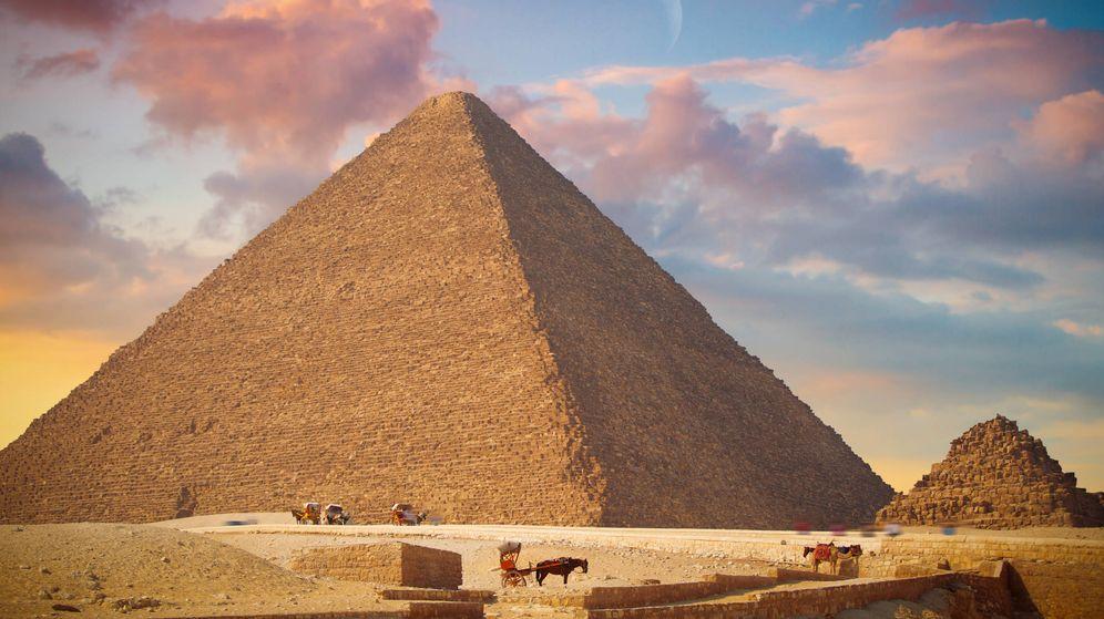 Foto: El monumento al atardecer. (iStock)