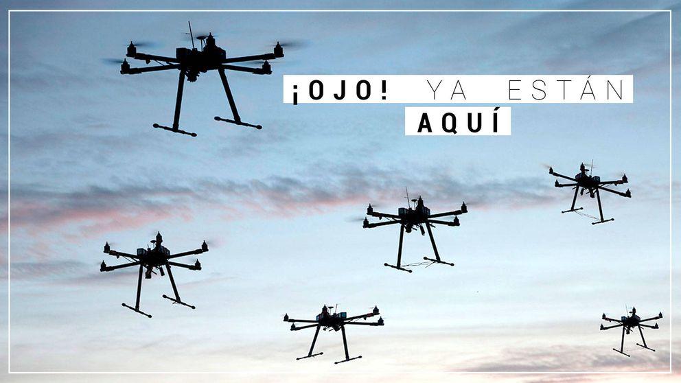 La invasión de los drones: la nueva normativa les promete el cielo