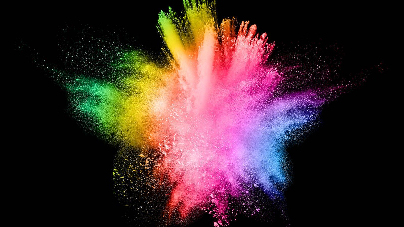 Foto: Todos vemos los mismos colores. (iStock)