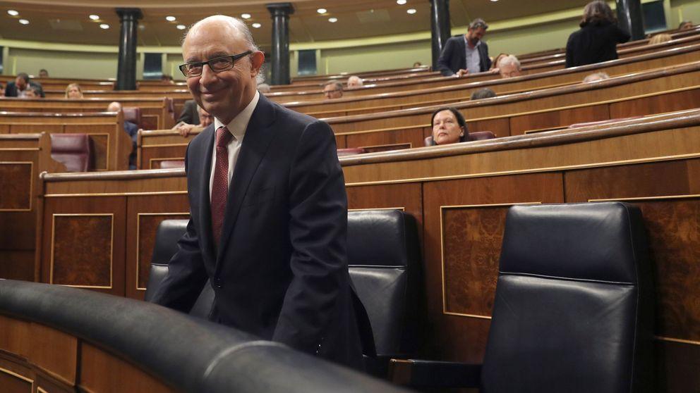 El BdE apoya a Montoro y se declara fande la regla de gasto