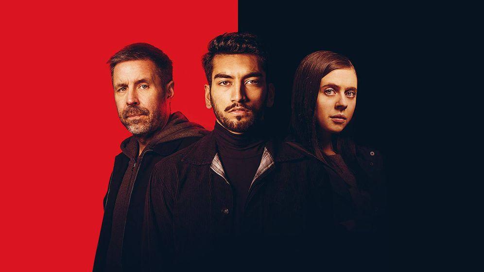 Foto: Imagen promocional de la serie 'Informer'. (Filmin)